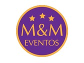 Logo M&M Eventos