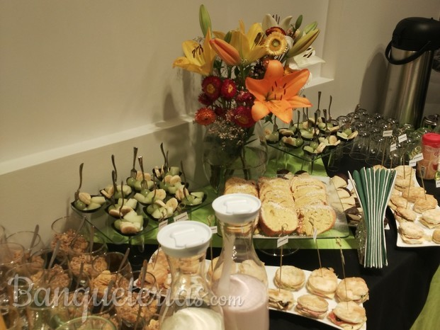 coffee break buffet para empresas
