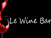 Logo Le Wine Bar